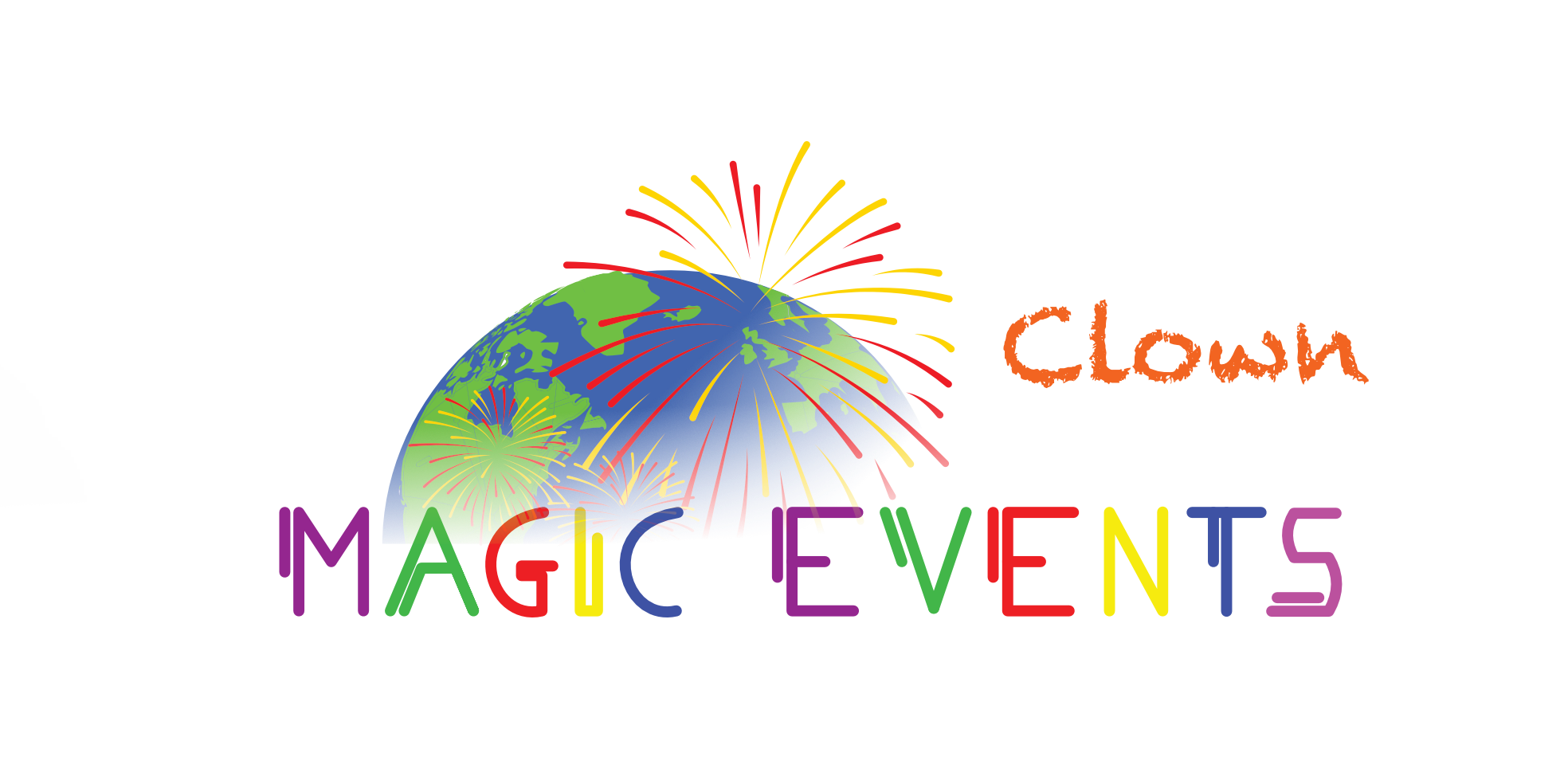 magic events logo Clown
